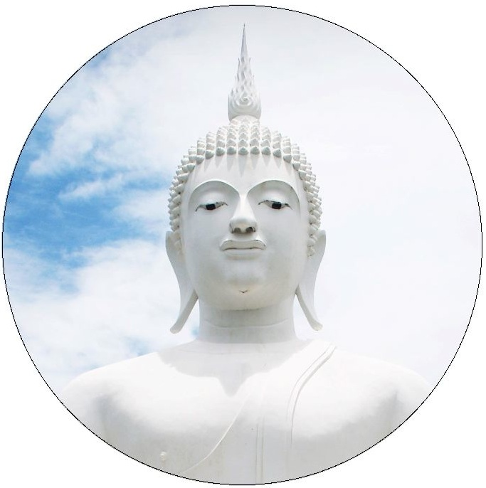 Budda Pinback Buttons and Stickers