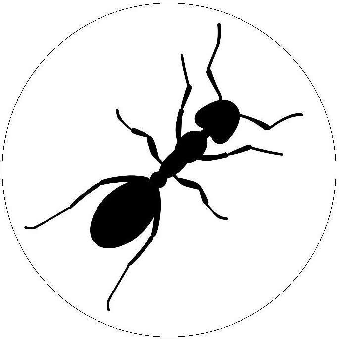 Mosquito Clip Art Pinback Buttons and Stickers